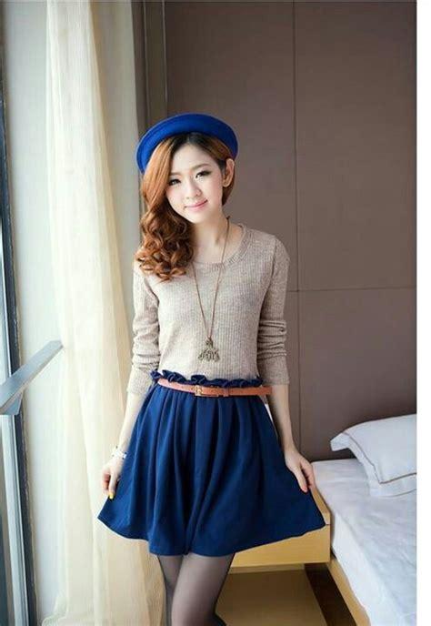 Mini Dress Sweater Chic Like Midi Korean Style korean fashion want this so bad fashion me gorgeous korean