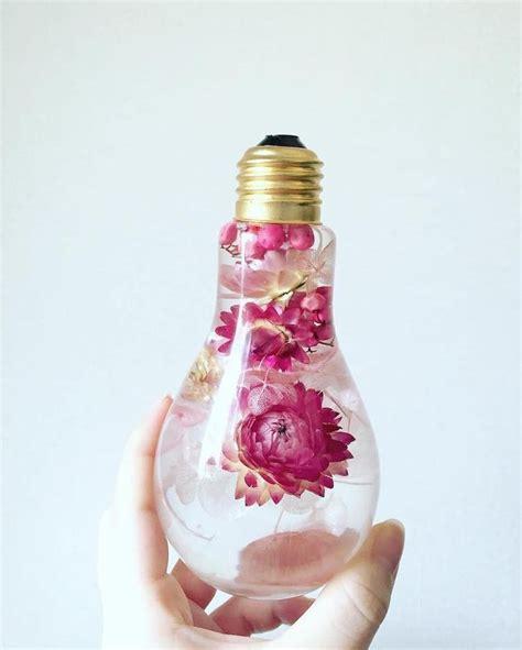 Light Bulb Flower Vase by 25 Best Ideas About Light Bulb On Light