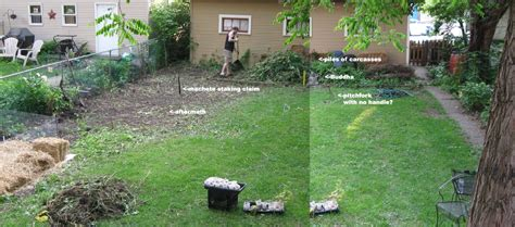 Backyard Leveling by Image Gallery Leveling Yard