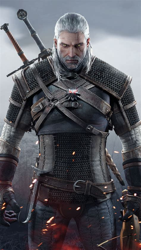 the witcher 3 hunt 3 wallpaper for iphone x 8 7 6 free on 3wallpapers
