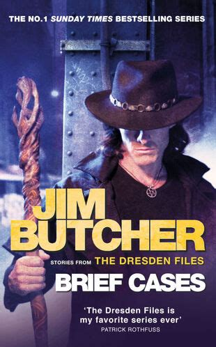 Brief Cases Dresden Files Fandom Powered By Wikia
