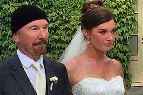 La fille de The Edge se marie en Italie   U2 France