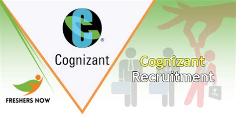 Cognizant Recruitment For Mba Freshers by Cognizant Recruitment 2018 Cognizant Careers For