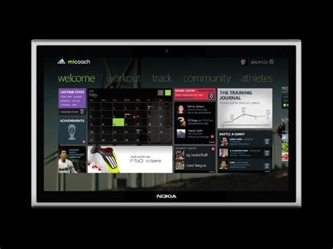 Tablet Nokia Windows 8 nokia windows 8 tablet could be real ubergizmo