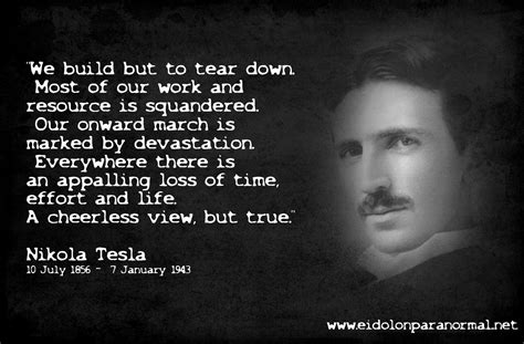Quotes Tesla Quotes About Nikola Tesla Quotesgram