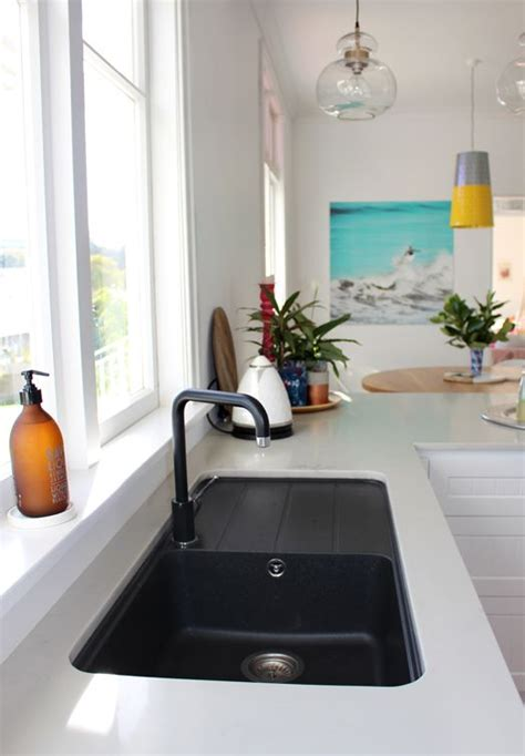 black sink white countertop best 25 black sink ideas on floating shelves