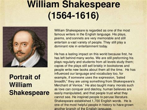 shakespeare biography in english william shakespeare biography research paper