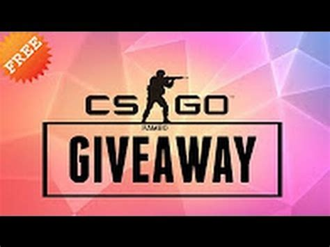 Cs Go Steam Key Giveaway - cs go steam key giveaway 4 closed youtube