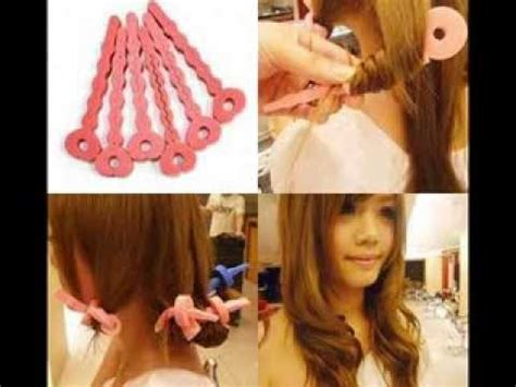 Harga Alat Mewarnai Yang Bagus by How To Roll Set Curly Hair The Types Of Rollers For