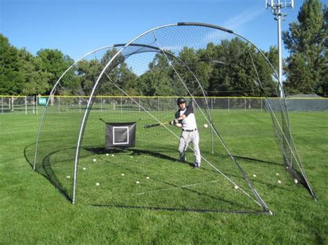 portable backyard batting cages backyard batting cage portable batting cage for mobile
