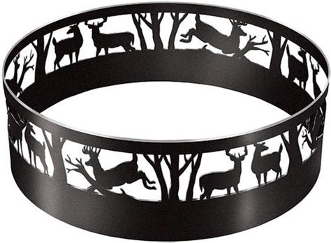Backyard Creations Ring Backyard Creations 36 Quot Whitetail Deer Ring At Menards 174