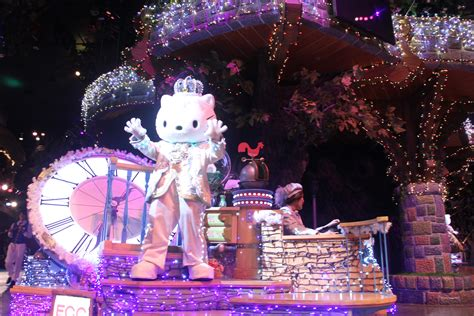 Ticket Sanrio Puroland Admission Japan Sanrio Puroland Admission Ticket
