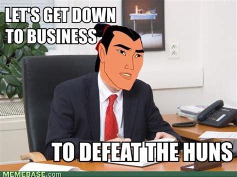 Get Down Meme - funny mulan memes memes