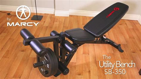 marcy deluxe utility bench sb 512 marcy utility weight bench berry