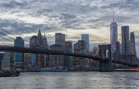 new york desde el las mejores vistas de nueva york miradores y m 225 s