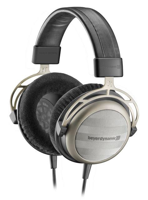 Tesla Headphones Beyerdynamic T1 Audiophile Stereo Headphone