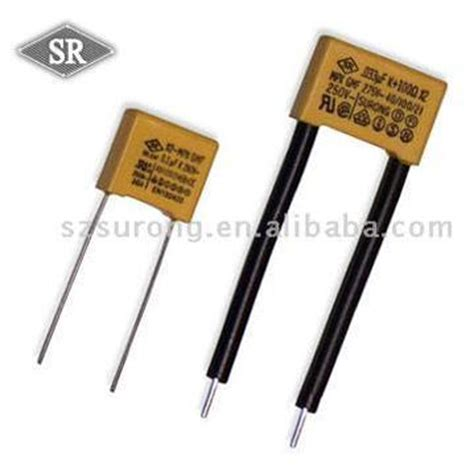standard capacitor tolerance safety standard capacitor