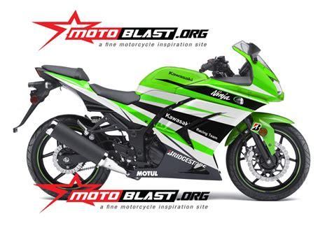Striping Motor Kawasaki R 2011 Hijau modif striping kawasaki 250r karbu hijau motoblast