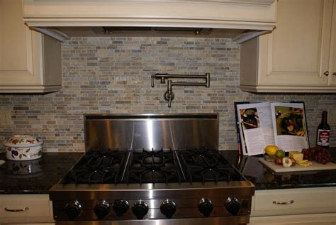 Pictures Of Kitchens With Backsplash by Pot Filler By The Stove For Your Kitchen Design Build Pros