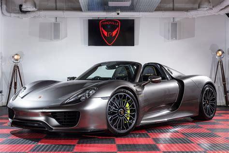 porsche supercar porsche 918 hybrid supercars sales used car brokerage