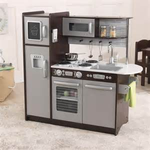 play kitchen sets walmart kidkraft uptown play kitchen espresso walmart