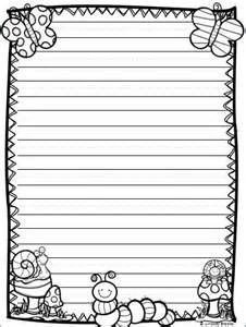 summer writing paper template 25 best ideas about writing papers on writing