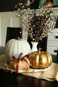 fall centerpiece ideas 40 amazing fall pumpkin centerpieces digsdigs