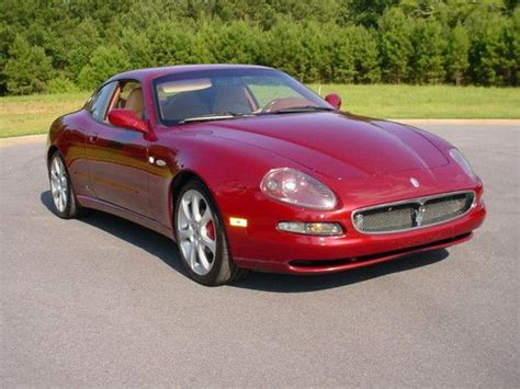 2003 maserati coupe gt buy used 2003 maserati coupe gt coupe 2 door 4 2l in