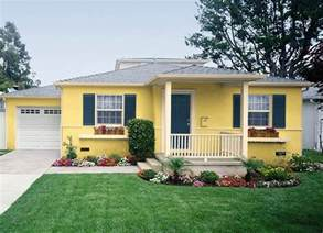 Yellow Home by Exterior House Paint Colors 7 No Fail Ideas Bob Vila