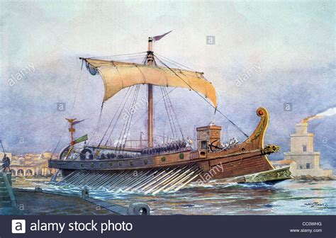Wooden Warships Images - galley warship wooden ship or battleship painting