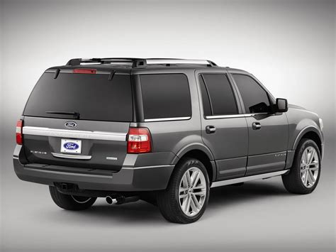 ford expedition 2015 ford expedition facelift unveiled