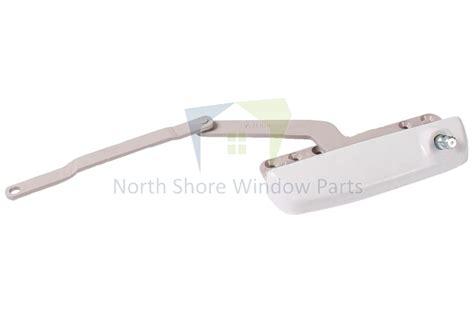 truth hardware maxim narrow awning window operator split arm casement window operator maxim dyad 5 1 2
