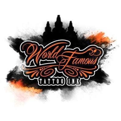 world famous tattoo ink world ink worldfamousink