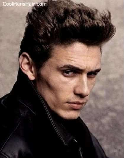 Franco Hairstyle by Franco Hairstyles Curly Pompadour Haircuts