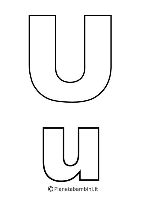 lettere vuote da colorare lettere dell alfabeto da stare colorare e ritagliare