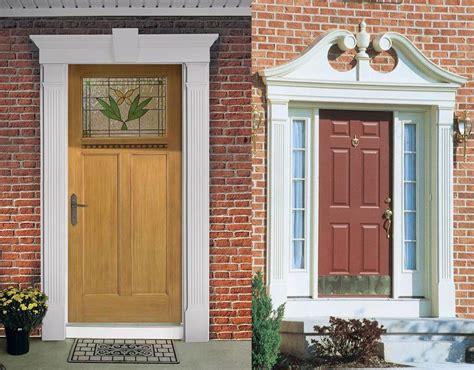 Exterior Door Header 25 B 228 Sta Exterior Door Trim Id 233 Erna P 229 Ytterd 246 Rrar Och Hantverkare
