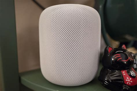 Overall Uh Oh apple homepod wow but uh oh