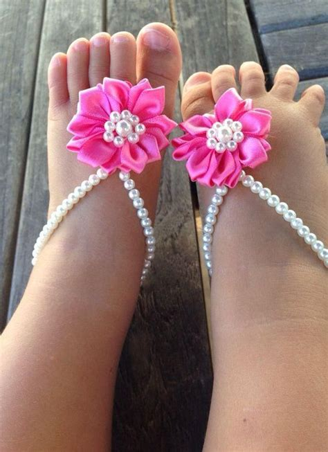 how to make baby barefoot sandals with ribbon how to make baby barefoot sandals with ribbon 28 images