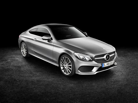 Mercedes 2 Door by The 2017 Mercedes C Class Coupe Is A Real Two Door