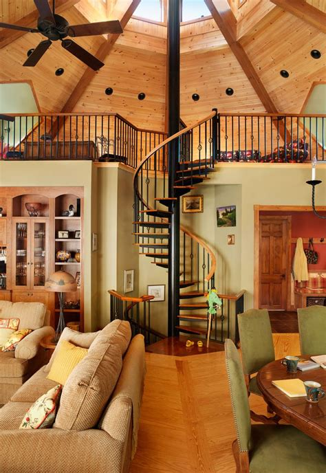 octagon homes interiors best 25 octagon house ideas on yurt living