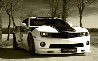 Chevrolet Sport Geigerscars De Chevrolet Camaro Sport Hp 564