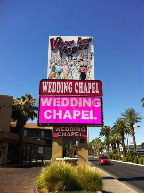 viva las vegas wedding chapels inc 1000 ideas about vegas wedding chapels on