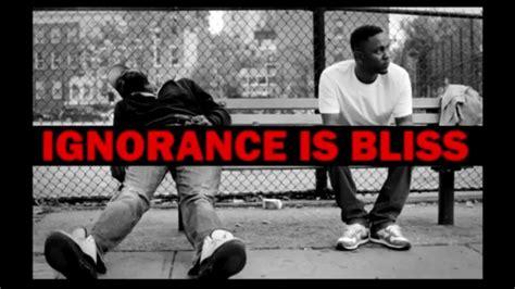 kendrick lamar ignorance is bliss kendrick lamar ignorance is bliss instrumental youtube