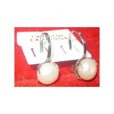 Harga Anting Asli toko aksesoris perhiasan besi putih asli anting besi