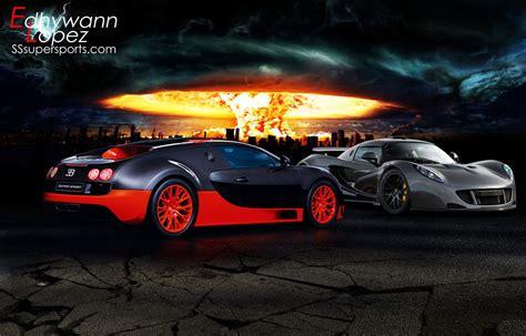 hennessey venom vs bugatti veyron bugatti veyron ss vs hennessey venom gt sssupersports