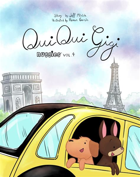 ellie engineer books oui oui gigi nuggies volume 4 by jeff minich