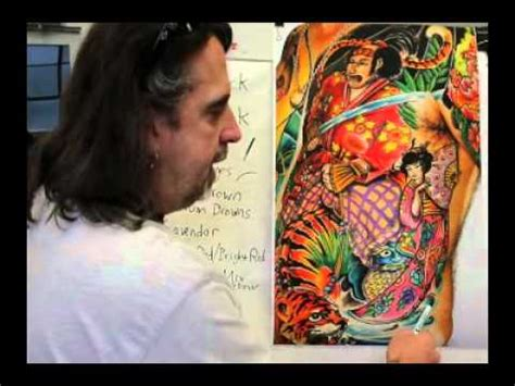 mario barth tattoos mario barth explains advanced color technniques