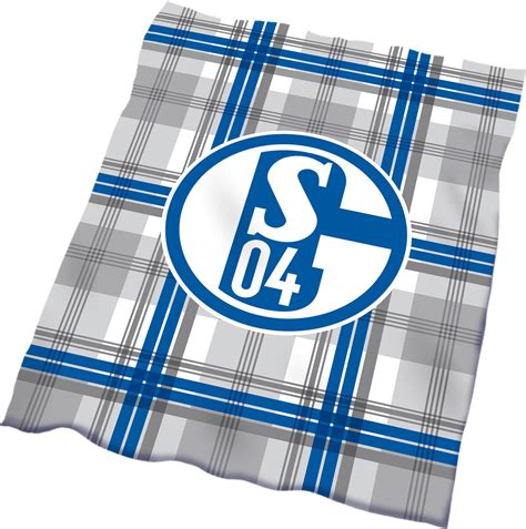 Home Deco Fleecedecke by Fc Schalke 04 Fleecedecke Deco 150x200cm