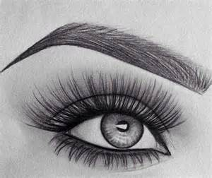 How To Make A Paper Eye - pin by shaunda fuqua on drawing eyebrows my