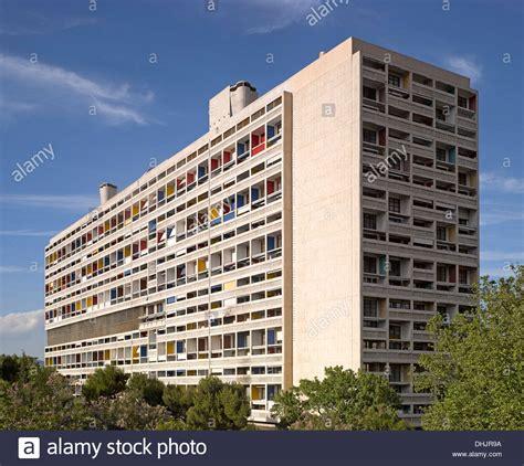le corbusier le de marseille unite d habitation marseille architect le